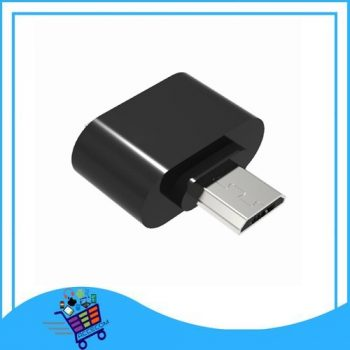 mini adaptador micro usb - usb