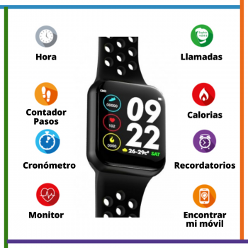 Smart Watch F8 Reloj Guatemala